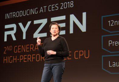 Generasi Baru dari AMD Ryzen, dan GPU Mobile Radeon Vega yang Akan Hadir di Tahun 2018